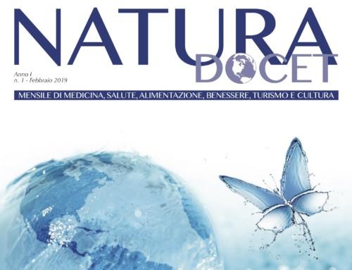 Articolo pubblicato sulla rivista scientifica  Natura Docet