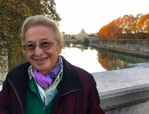 """Ringraziamento da parte di una paziente della RSA """"Città di Rieti"""""""